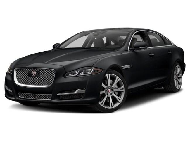 2019 Jaguar XJ Collection Sedan