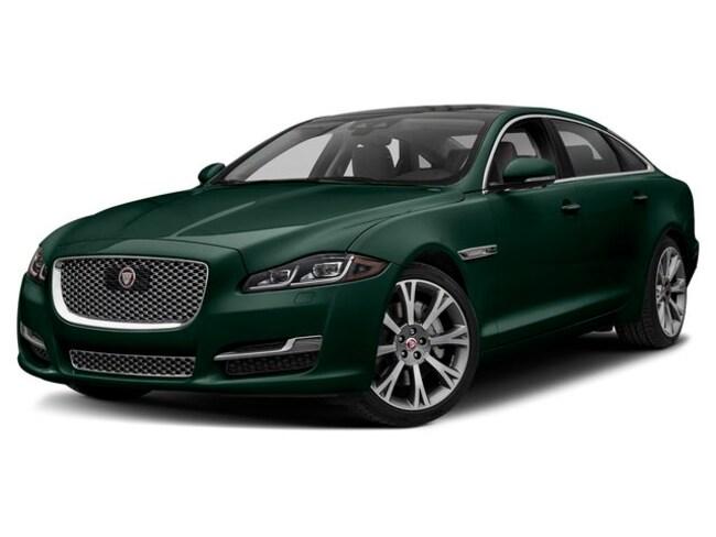 2019 Jaguar XJ Sedan