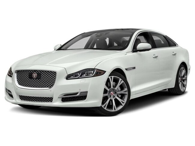 New 2019 Jaguar XJ XJL Portfolio Sedan in Troy