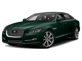 New 2019 Jaguar XJ Portfolio Sedan Sudbury MA