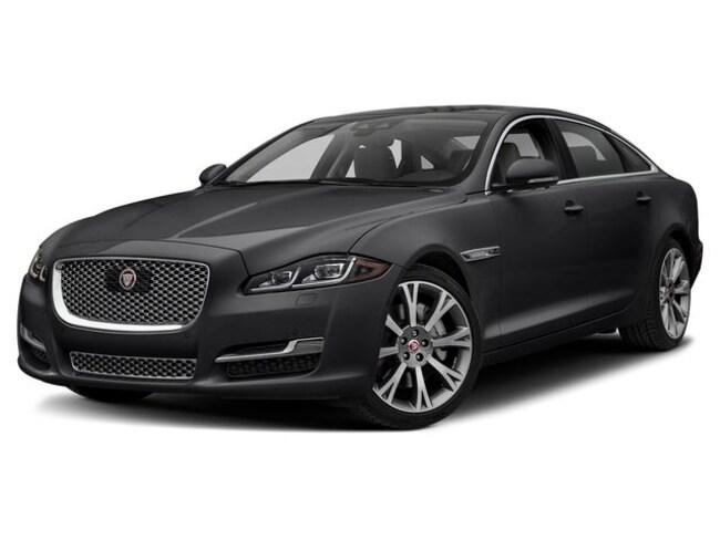New 2019 Jaguar XJ Portfolio Sedan For Sale Near Boston Massachusetts