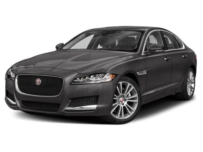 2019 Jaguar XF 20d Sedan