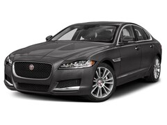 New 2019 Jaguar XF AWD 25t Prestige Sedan in Exeter, NH