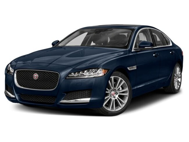 New 2019 Jaguar XF Sedan 25t Prestige AWD Sedan in Madison, NJ