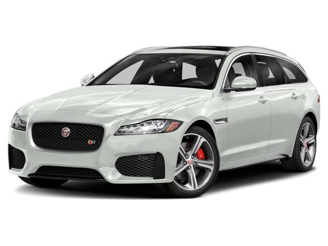 2019 Jaguar XF S 4dr Car