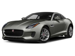New 2019 Jaguar F-TYPE P380 Coupe SAJDD1FV5KCK57558 in Austin, TX