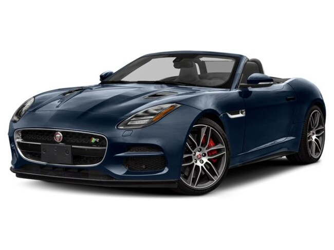 New 2019 Jaguar F-TYPE P340 Convertible in Troy