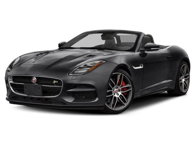 2019 Jaguar F-TYPE R Dynamic Convertible
