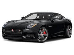 New 2019 Jaguar F-TYPE R-Dynamic Coupe SAJD81FV6KCK58853 in Austin, TX