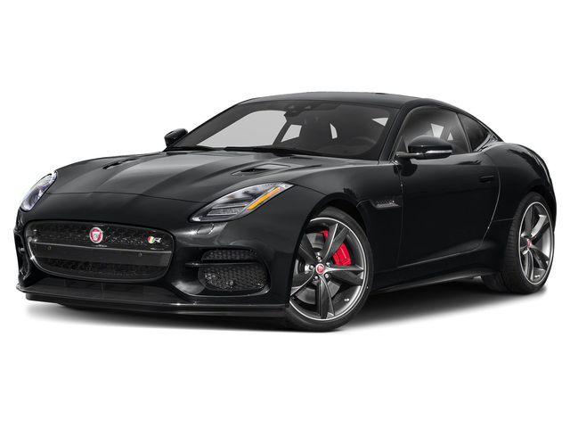 New 2019 Jaguar F TYPE R Dynamic Coupe In Austin, TX