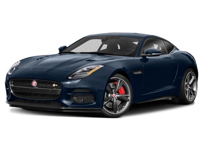 New 2019 Jaguar F-TYPE R-Dynamic Coupe Coupe in Madison, NJ