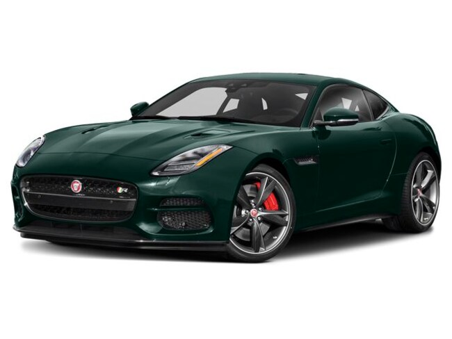 2019 Jaguar F-TYPE R Coupe All-Wheel Drive with