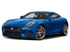 New 2019 Jaguar F-TYPE R Coupe SAJD51EE8KCK58881 in Austin, TX