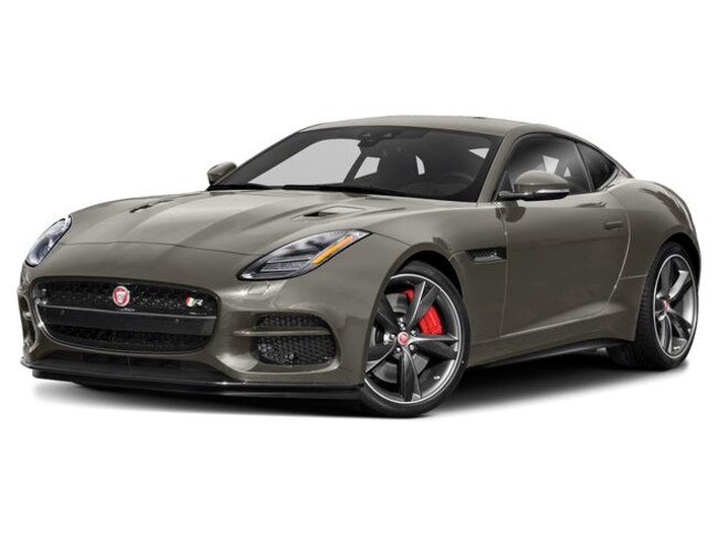 New 2019 Jaguar F-TYPE R Coupe Coupe in Tulsa, OK