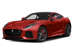 2019 Jaguar F-TYPE SVR Coupe Coupe