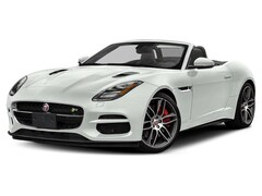 2019 Jaguar F-TYPE 380HP Convertible