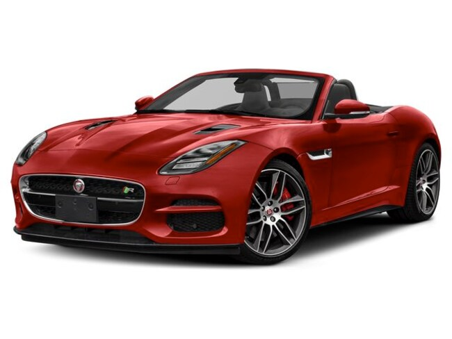 New 2019 Jaguar F-TYPE R Convertible in Troy