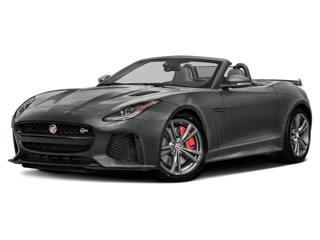 New 2019 Jaguar F-TYPE SVR Convertible For Sale Los Angeles California
