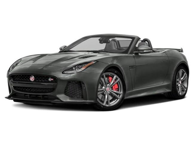 New 2019 Jaguar F-TYPE SVR Convertible For Sale Los Angeles California