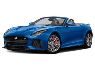 2019 Jaguar F-TYPE SVR Convertible