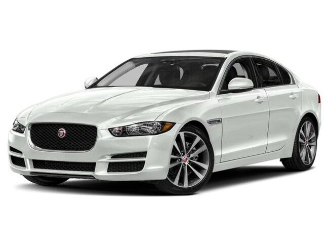 New 2019 Jaguar XE 20d Prestige Sedan Near Nashville