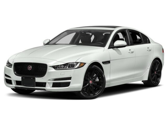 2019 Jaguar XE 25t Premium Sedan Rear-Wheel Drive