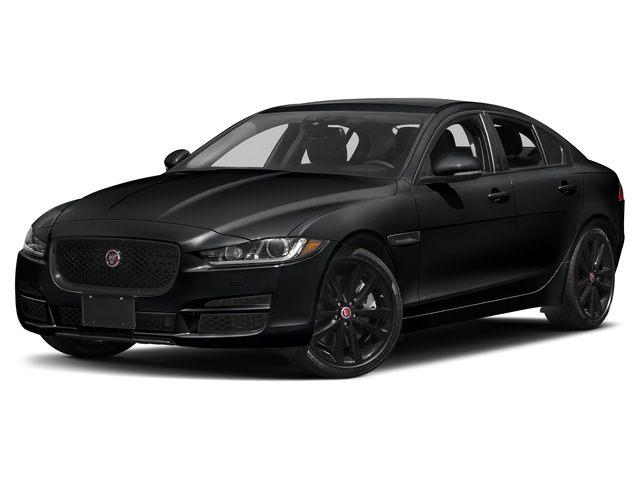 2019 Jaguar XE 25t Premium Sedan Rear-Wheel Drive