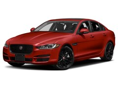 New 2019 Jaguar XE 30t Premium Sedan SAJAD4GX1KCP45068 for Sale in El Paso, TX