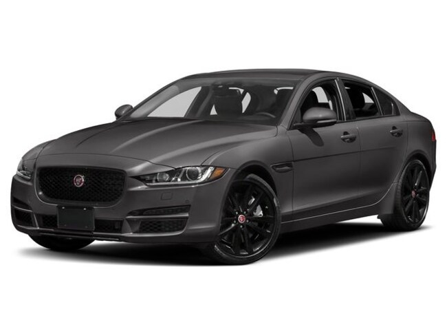 2019 Jaguar XE Prestige Sedan