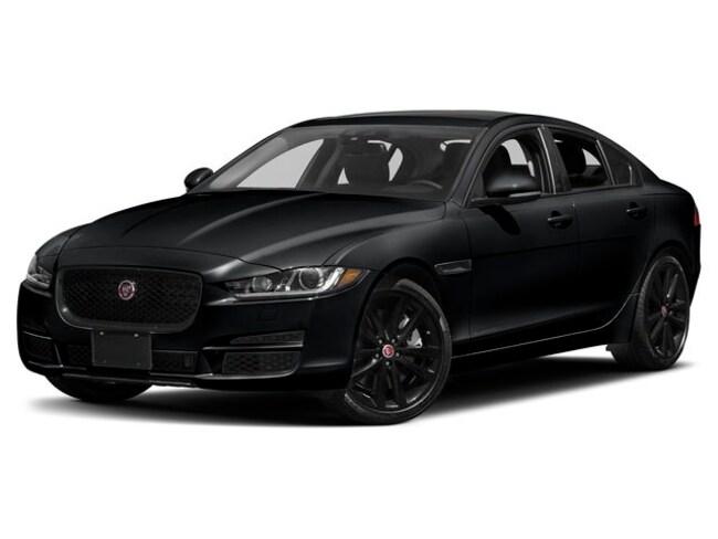 2019 Jaguar XE 30t Portfolio Sedan Rear-Wheel Drive