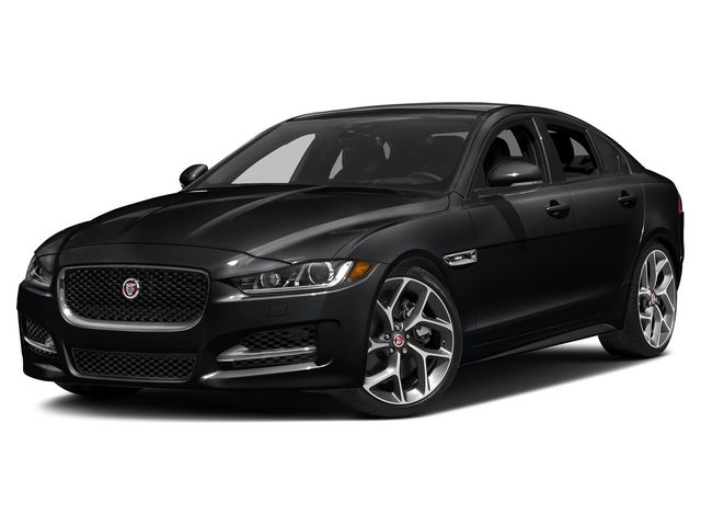 2019 Jaguar XE 20d R-Sport Sedan All-Wheel Drive with