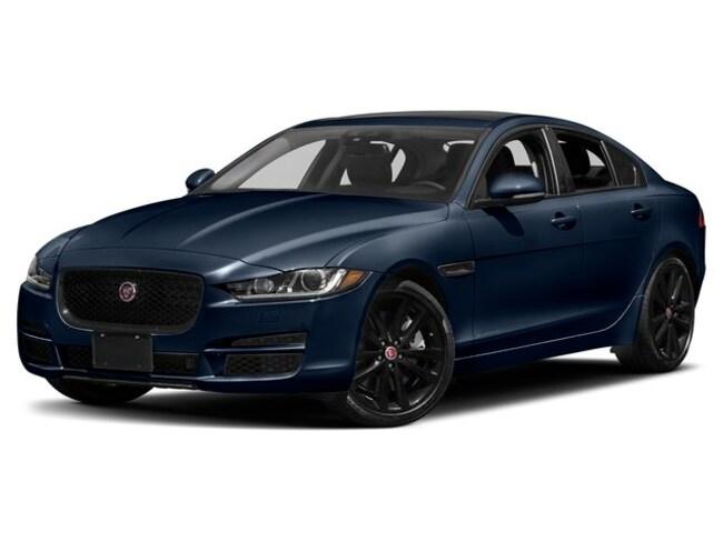 2019 Jaguar XE 25t Premium Sedan