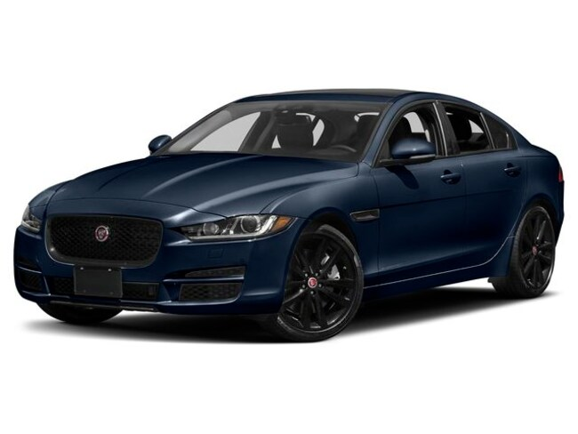 2019 Jaguar XE 25t Prestige Sedan