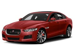 New 2019 Jaguar XE Landmark Sedan Boston Massachusetts