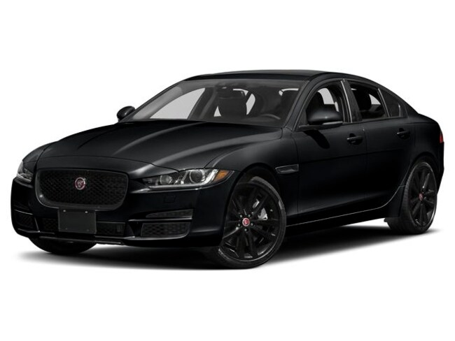 2019 Jaguar XE 30t Prestige Sedan