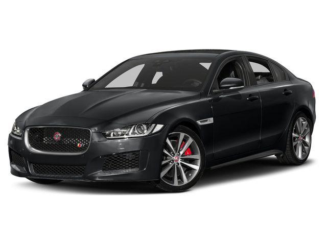 2019 Jaguar XE Sedan