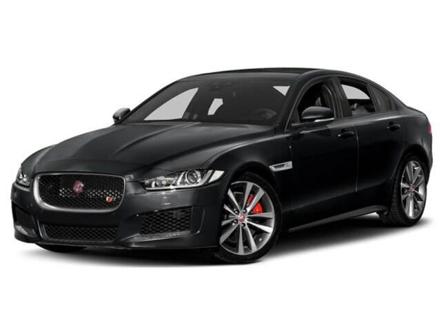 2019 Jaguar XE S Sedan