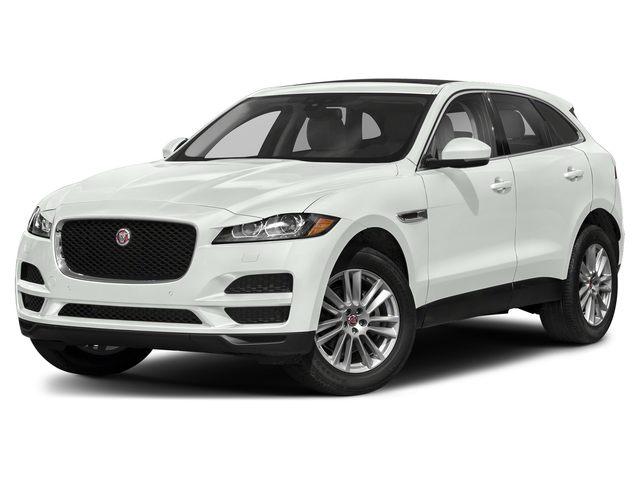 Jaguar fpace lease