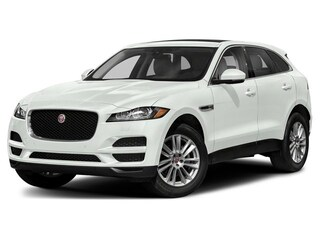 New 2019 Jaguar F-PACE Premium SUV in Thousand Oaks, CA