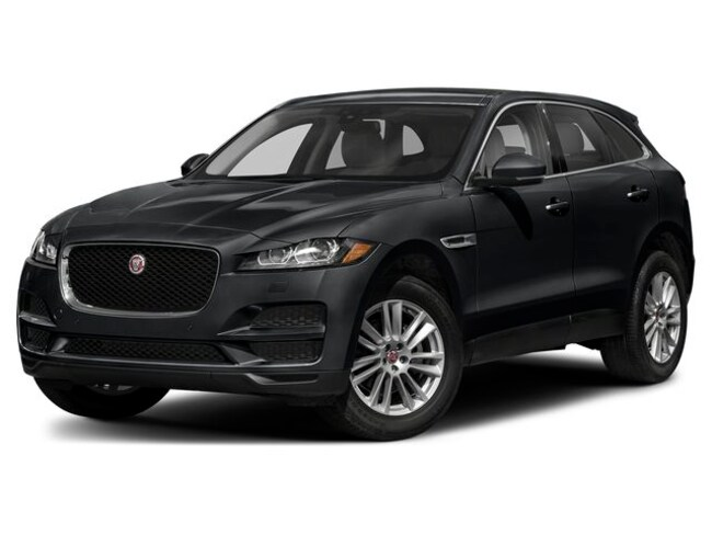New 2019 Jaguar F-PACE Premium SUV For Sale Near Boston Massachusetts