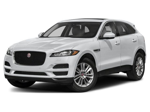 New 2019 Jaguar F-PACE Premium SUV For Sale Los Angeles California