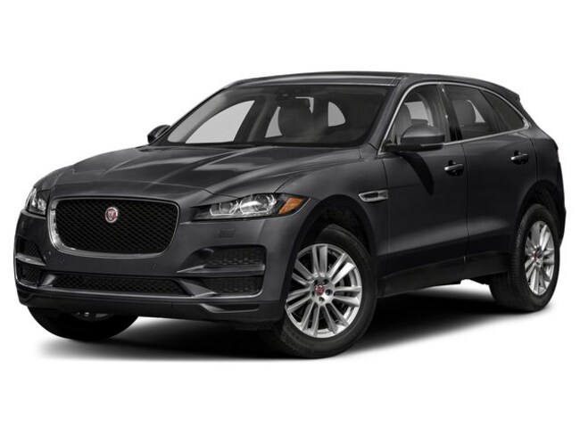 New 2019 Jaguar F-PACE Premium SUV in Troy