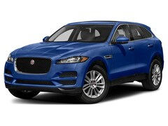 New 2019 Jaguar F-PACE 25t Premium SUV for sale in Peoria, IL at Jaguar Land Rover Peoria