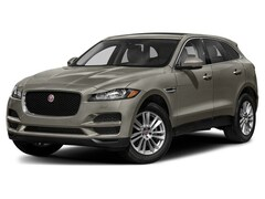 New 2019 Jaguar F-PACE 25t Prestige SUV J1485 in Exeter, NH