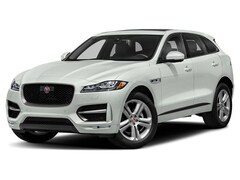 New 2019 Jaguar F-PACE 25t R-Sport SUV for sale in Houston
