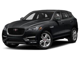 New 2019 Jaguar F-PACE R-Sport SUV Sudbury MA