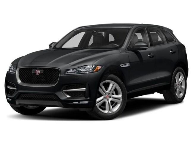 New 2019 Jaguar F-PACE R-Sport SUV For Sale Near Boston Massachusetts