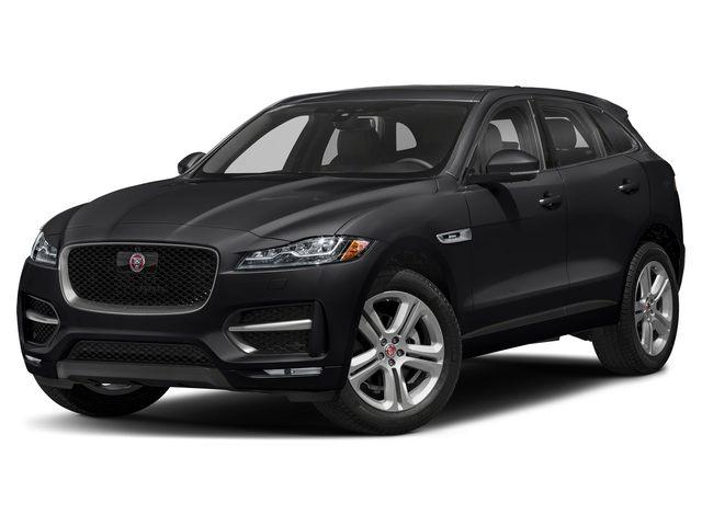 New 2019 Jaguar F-PACE R-Sport SUV For Sale Los Angeles California