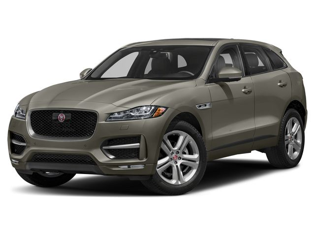 New 2019 Jaguar F-PACE R-Sport SUV For Sale Los Angeles California