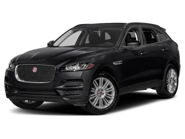 Pre-owned 2019 Jaguar F-PACE 20d Premium SUV in Troy, MI